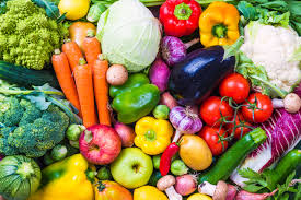 Insomnia 3 fruit vegetables